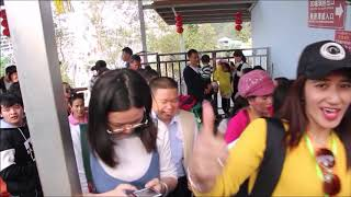 Chinese New YearTrip to Yinxian Resort Dongguan China
