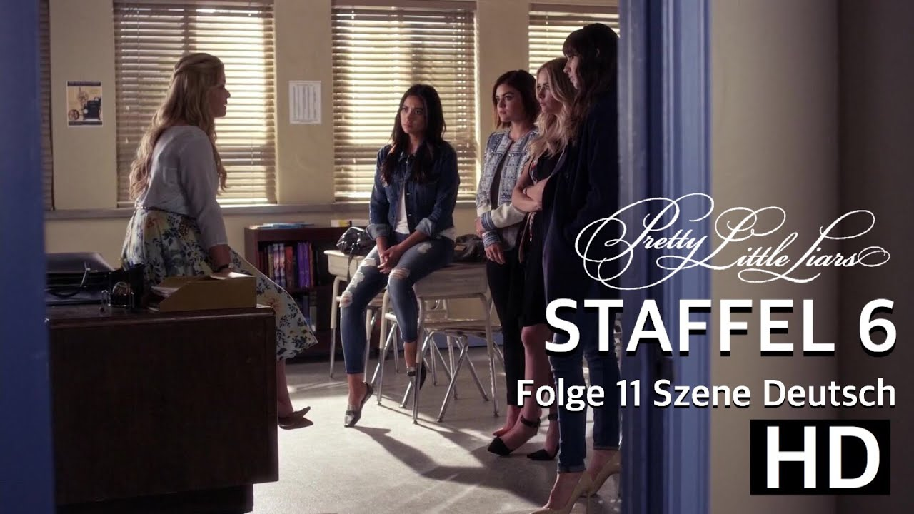 Pretty Little Liars Staffel 6 Deutsch Netflix
