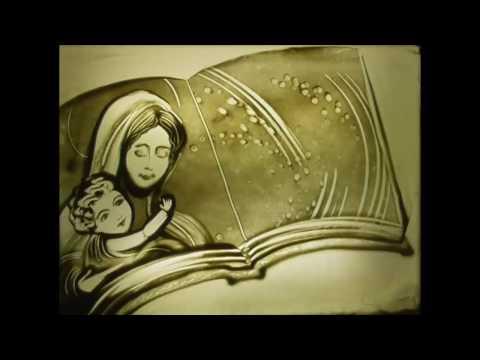 День Материнства и Красоты (Песочная анимация в честь праздника)
