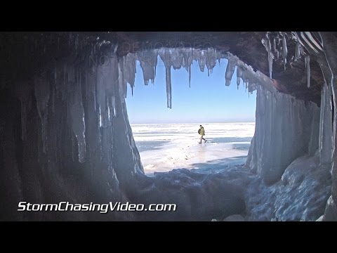 2/27/2015 Lake Superior Apostle Island Park  Ice Caves
