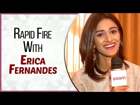 Rapid Fire With Erica Fernandes AKA Sonakshi   Kuch Rang Pyar Ke Aise Bhi   Exclusive