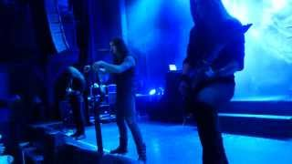 Satyricon - The Infinity of Time and Space - Live in Trondheim
