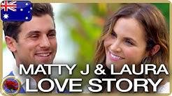 Matty J & Laura B Love Story  | The Bachelor Australia