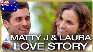 Matty J & Laura B Love Story  | The Bachelor Australia