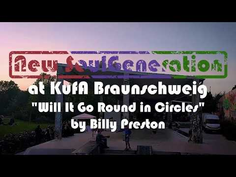 Will It Go Round in Circles | Cover | New SoulGeneration at KufA