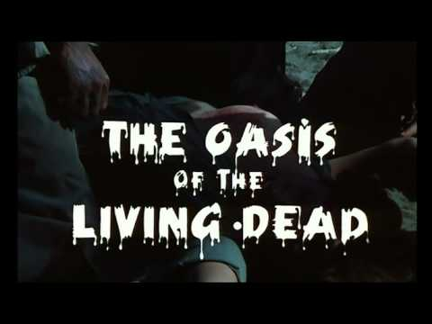 THE OASIS OF THE LIVING DEAD Trailer JESS FRANCO 1981