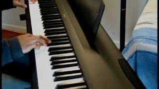 Pardes - Kisi Roz Tumse (Meri Mehbooba) Instrumental - Piano