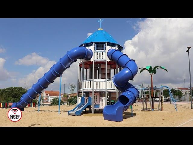 Inauguración del Parque de los Héroes de Colmenar Viejo