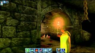 Wheel of Time PC Gameplay Level 13 - The Dungeons of the Forsaken