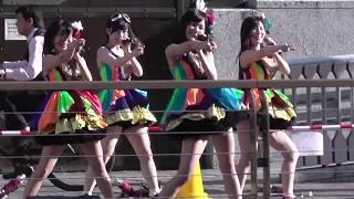 仮面女子、スチームガールズ (その5) アリスプロジェクト in とんぼ...