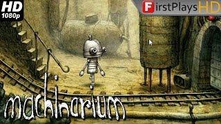 Machinarium - PC Gameplay 1080p
