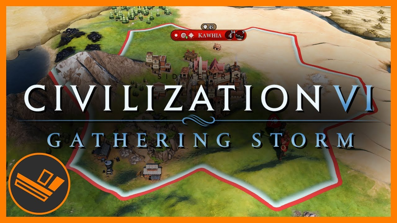 Electricity! - Part 7   Civilization VI - Gathering Storm