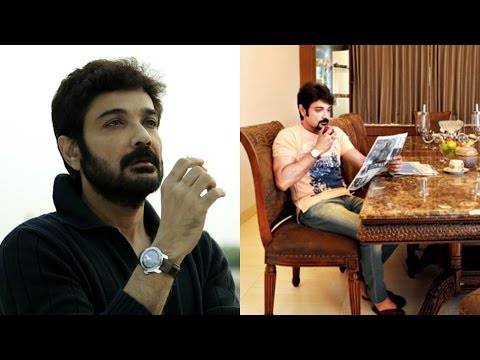 Celebrity Homes: Bengali Actor Prosenjit Chatterjee Home