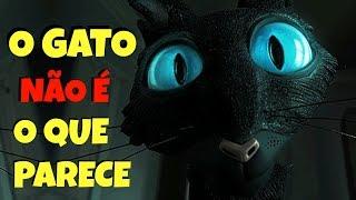 NOVA TEORIA DO GATO - O gato nunca quis ajudar a Coraline thumbnail