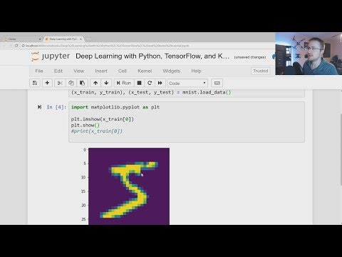 Deep Learning With Python, TensorFlow, And Keras Tutorial