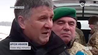 Неделя: в Украине добровольческие отряды обещают помогать полиции силой