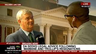 DA Federal Executive | DA resignations not a surprise: Pieter Groenewald