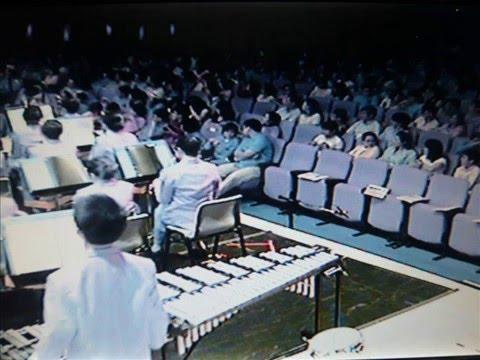 Nan Chiau Wind Orchestra Sec4 (2008) last performance.