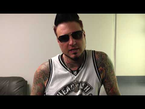 Destin Search Engine Optimization Company shoutout from Jason Hook from Five Finger Death Punch