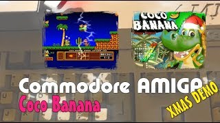 Commodore Amiga -=Coco Banana Xmas demo=-