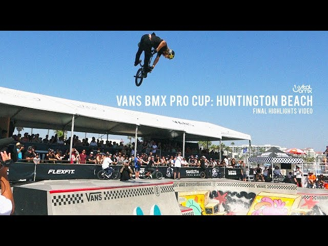 144a01d7cb More Vans Pro Cup Highlights  Yep  Let s Go – bmx.com