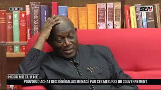 En colère, Serigne Mbacké Ndiaye boude le plateau ...