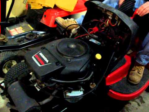 honda gxv 530 running after replacing timing belt youtube. Black Bedroom Furniture Sets. Home Design Ideas