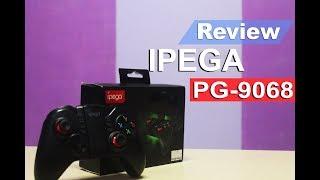 Review IPEGA PG-9068 | Tomahawk Bluetooth Wireless Gamepad