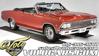 1966 Chevrolet Chevelle Malibu for sale at Volo Auto Museum (V18940)