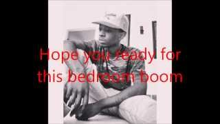 Oshea -  Bedroom Boom Lyrics [WATCH IN HD]