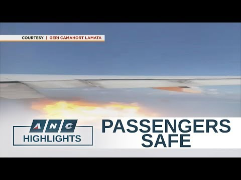 Philippine Airlines: All Passengers, Crew Of PR113 Safe After Technical Problem | ANC Highlights