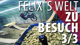 Felix´s Welt zu Besuch: Backflip lernen ist Krieg | Teil 3/3 | Fabio Schäfer Vlog #19