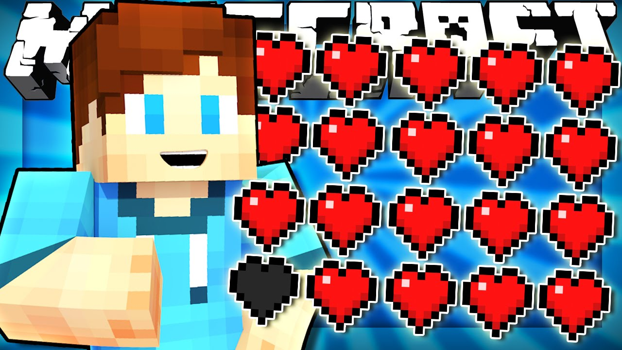 Download If Everyone Had Unlimited Health - Minecraft
