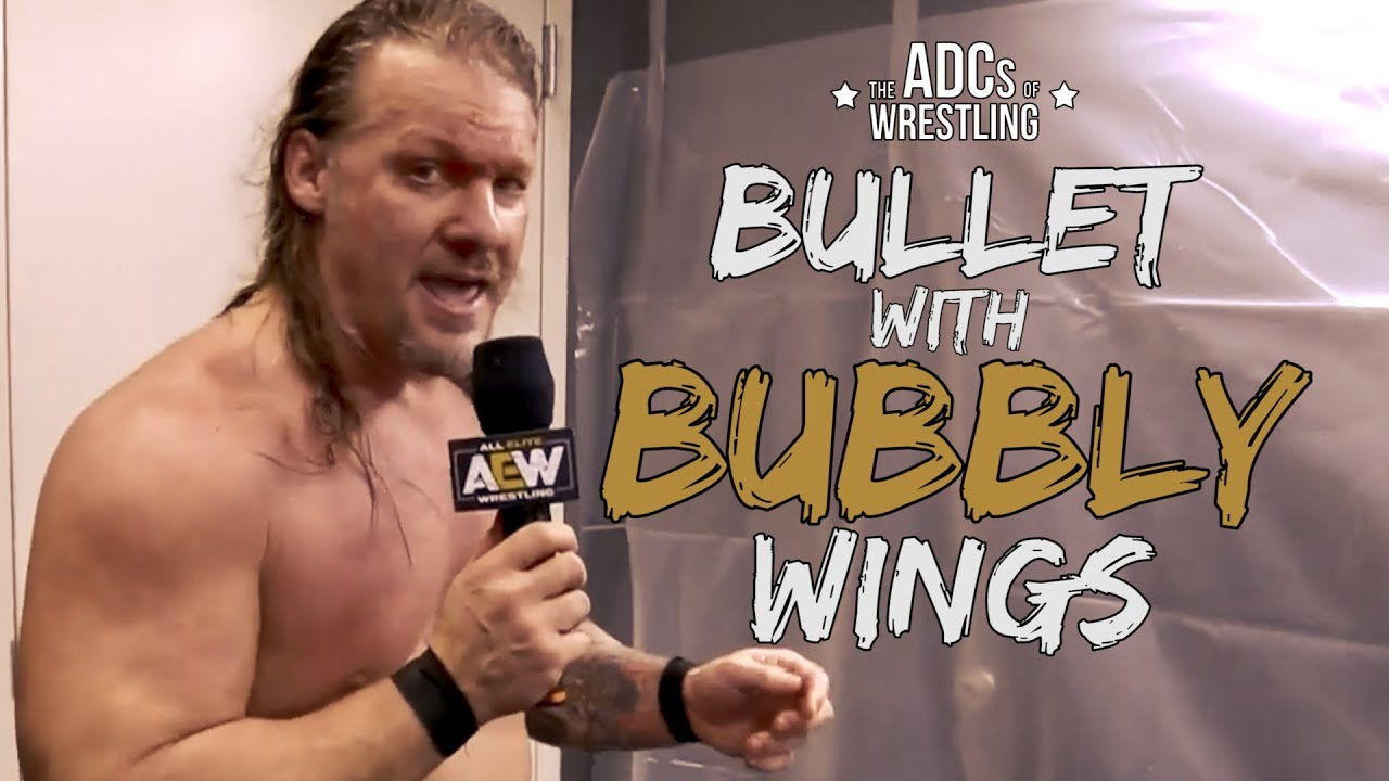 Bullet with Bubbly Wings - The ADCs of Wrestling