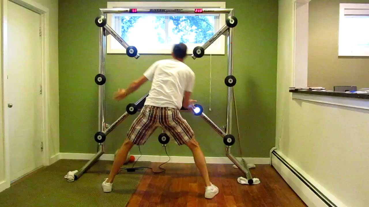 BATAK Pro reaction test, 138 in 60 seconds - YouTube