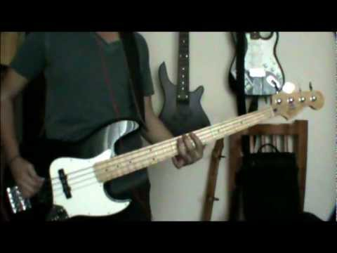Zoé - Resiste (bass cover) mp3