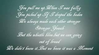 Sarah Engels& Pietro Lombardi -Dream Team ♥ (Lyrics) ♥