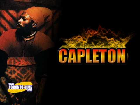 Capleton -Too Greedy (early morning riddim)