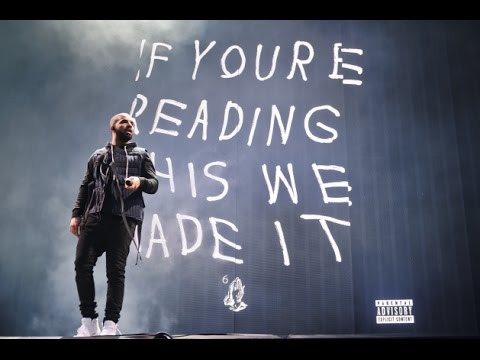 Drake Becomes ONLY Musician to Put Out Project in 2015 to Sell Over a Million Copies w/ IYRTITL.