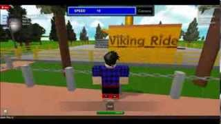 Roblox HeideLand Theme Park Everyone Froze!?!?!