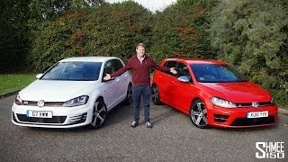 VW Golf R or Golf GTI? - Back to Back Test Drives