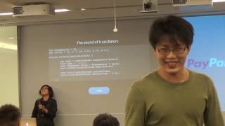 Synthesising Drum Sounds using the Web Audio API - Singapore MusicTech Meetup