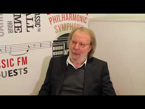 Benny Andersson 27092017 part 1