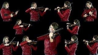 Thriller (Michael Jackson) - Violin Cover - Taylor Davis
