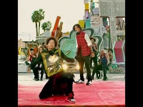 Les Twins in ABCD 2 special appearance