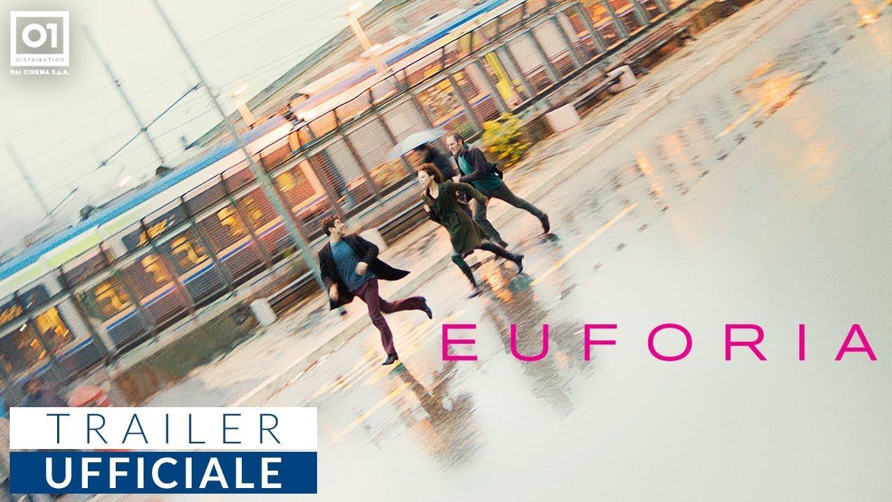 EUFORIA (2018) di Valeria Golino - Trailer Ufficiale HD