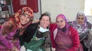 Holy Land Designs Olive Wood Workshop: Volunteering And Making A Difference