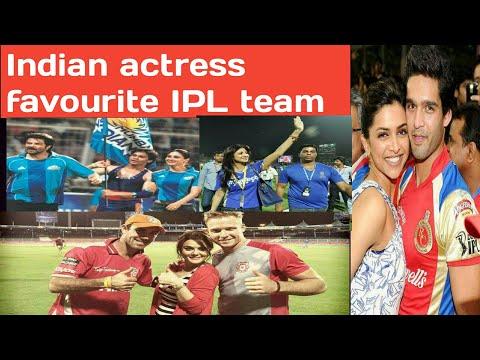 Vivo IPL 2018 Teams Brand Ambassador | Indian Actress Supporting IPL Teams