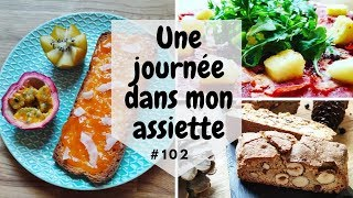 🎀 Une journée dans mon assiette 🎀 #102 DEGUSTABOX & DISNEY  - UJDMA