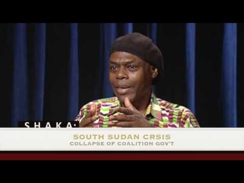 SOUTH SUDAN THE COLLAPSE OF THE COALITION GOV'T